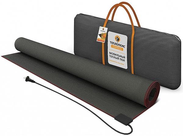 Мобильный теплый пол под ковер «Теплолюкс» Express - Купить электрический ковер с подогревом на официальном сайте Теплолюкс – Москва
